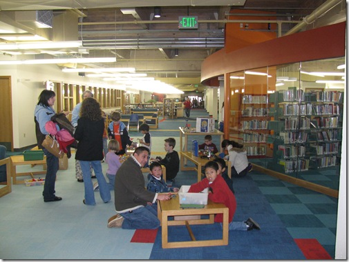 Homeschool, Driftwood Library, Lincoln City, Lego Club