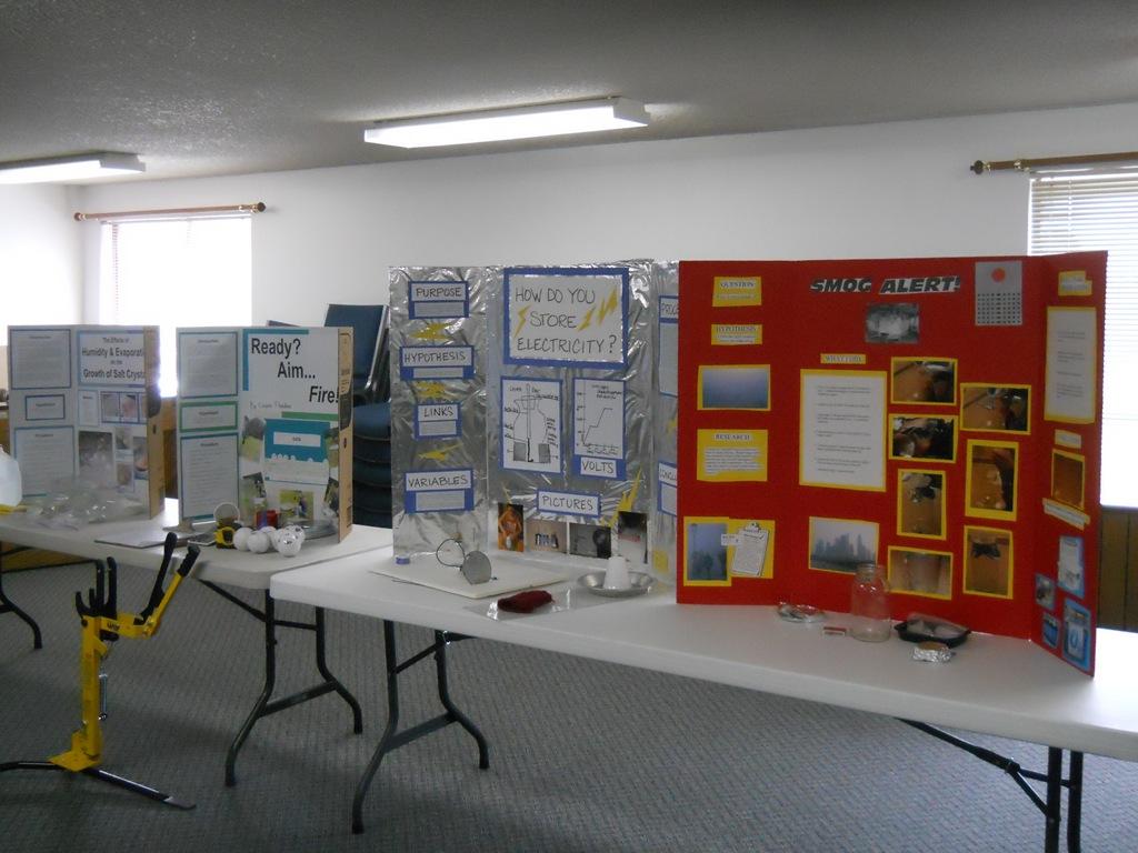 science fair the presentations pebblekeeper