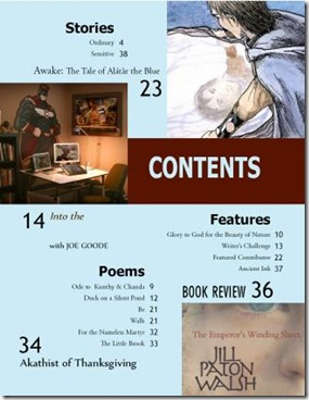 Alethia Contents