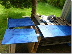 Chicken Coop Pallets
