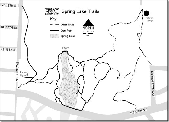 Spring Lake Quest Jan 11 2013