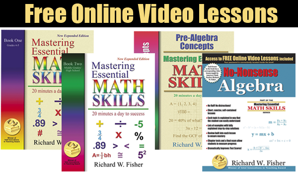 Mastering Essential Math, A Review and Giveaway | Pebblekeeper