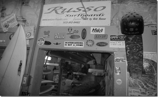 Russo Surfboards