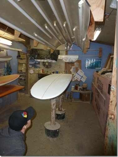 Russo Surfboards Custom Shaping