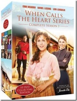When Calls the Heart DVD